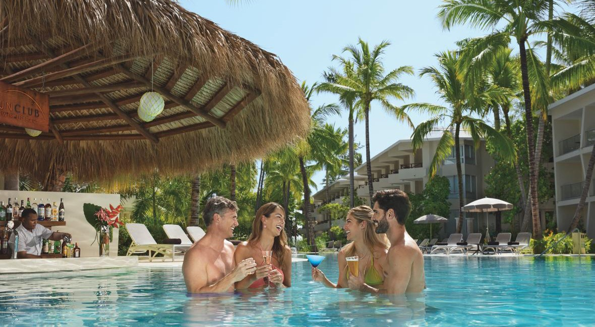 SUNSCAPE BAVARO BEACH 5*